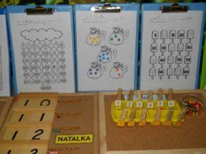 Codzienne wystawy prac dzieci dla Rodziców